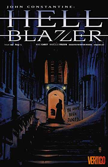 Vertigo - John Constantine Hellblazer (1988) # 197