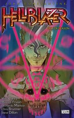 Vertigo - John Constantine Hellblazer Vol 17 Out Of Season TPB