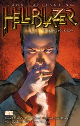 Vertigo - John Constantine Hellblazer Vol 2 The Devil You Know TPB