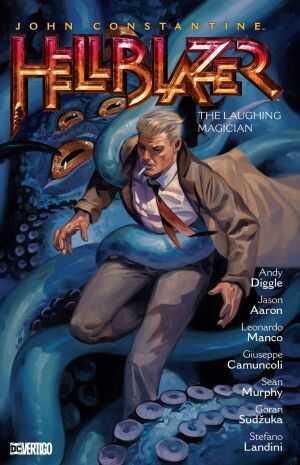 Vertigo - John Constantine Hellblazer Vol 21 The Laughing Magician TPB