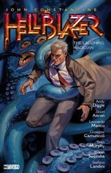 Vertigo - John Constantine Hellblazer Vol 21 The Laughing Magician TPB