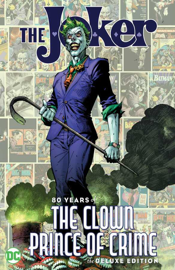 DC - Joker 80 Years Of The Clown Prince Of Crime HC
