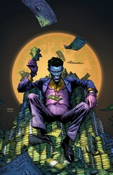 DC - Joker 80th Anniversary 100 Page Super Spectacular # 1 1950s David Finch Variant