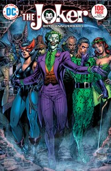 DC - Joker 80th Anniversary 100 Page Super Spectacular # 1 1970s Jim Lee Variant
