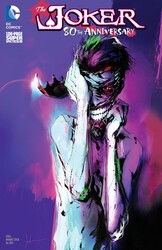 DC - Joker 80th Anniversary 100 Page Super Spectacular # 1 2010s Jock Variant