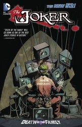 DC - Joker Death Of The Family (New 52) TPB