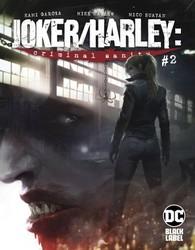DC - Joker Harley Criminal Sanity # 2