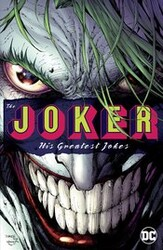 DC - Joker His Greatest Jokes TPB