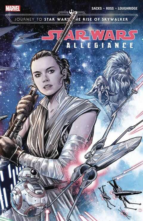 Marvel - Journey Into Star Wars Rise Of Skywalker Allegiance TPB