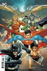 DC - Justice League (2018) # 22 Variant