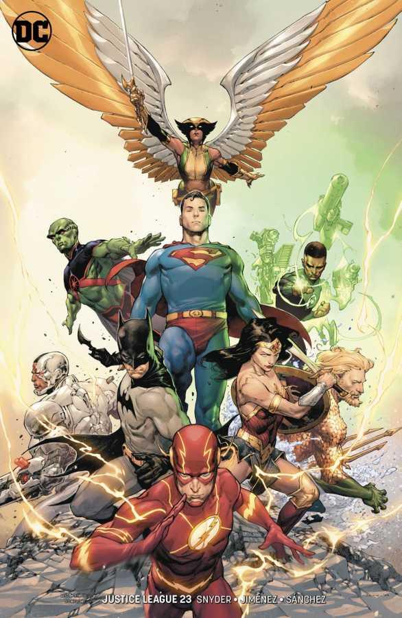 DC - Justice League (2018) # 23