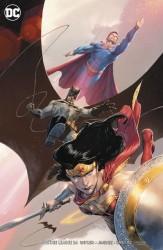 DC - Justice League (2018) # 24 Variant