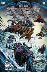 DC - Justice League (2018) # 55 (DARK NIGHTS DEATH METAL)