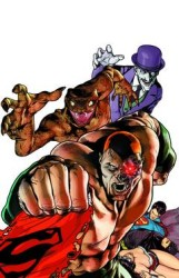 DC - Justice League # 23.4 Secret Society Lenticular Variant