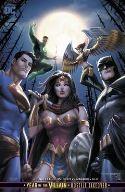 DC - Justice League (2018) # 35 Variant