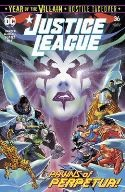 DC - Justice League (2018) # 36