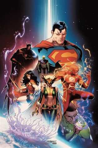 DC - Justice League By Scott Snyder Book One Deluxe Edition HC