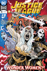 DC - Justice League Dark # 19