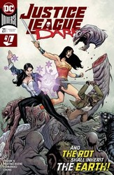 DC - Justice League Dark # 21