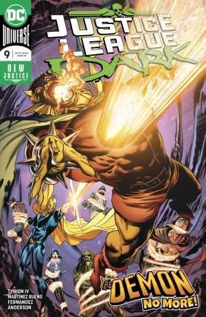 DC - Justice League Dark # 9