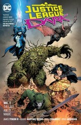 DC - Justice League Dark Vol 1 The Last Age Of Magic TPB