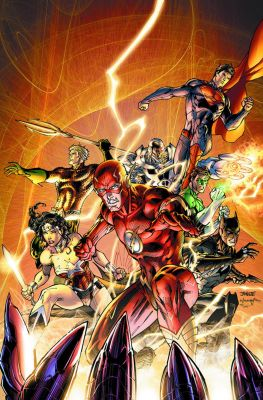 Justice League New 52 # 11 Combo Pack