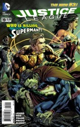 DC - Justice League New 52 # 19