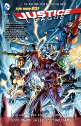DC - Justice League (New 52) Vol 2 The Villains Journey TPB