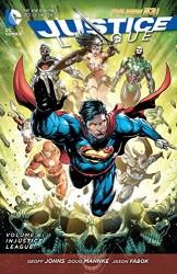 DC - Justice League (New 52) Vol 6 Injustice League TPB