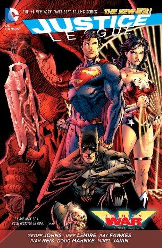 DC - Justice League (New 52) Trinity War TPB