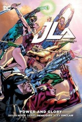 DC - Justice League of America Power & Glory HC