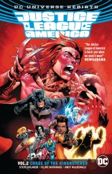 DC - Justice League Of America (Rebirth) Vol 2 Curse Of The Kingbutcher
