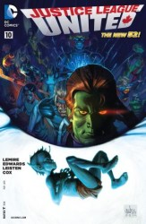 DC - Justice League United (New 52) # 10
