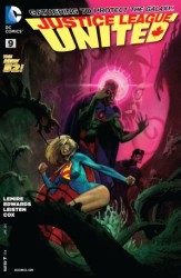 DC - Justice League United (New 52) # 9
