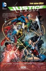 YKY - Justice League (Yeni 52) Cilt 3 Atlantis Tahtı