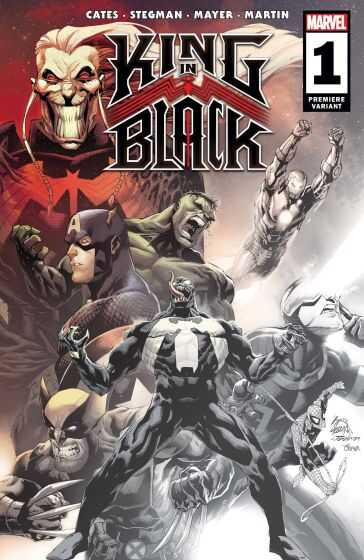 Marvel - King In Black # 1 Premiere Variant