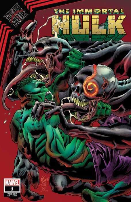 Marvel - King In Black Immortal Hulk # 1 Variant