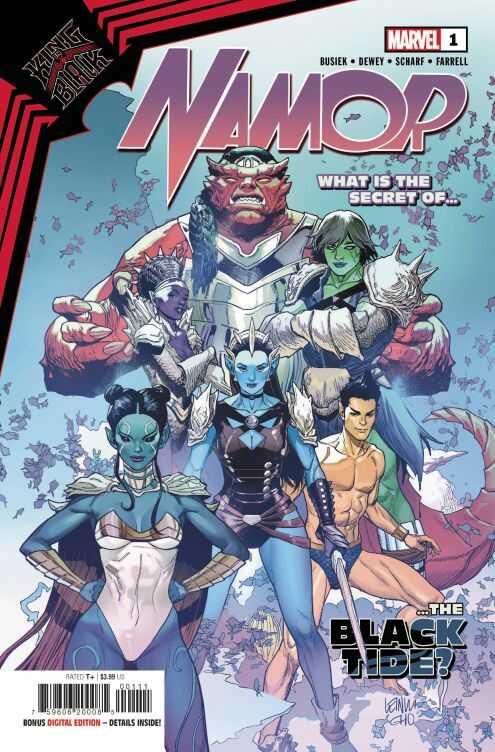 Marvel - King In Black Namor # 1