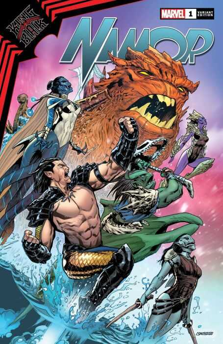 Marvel - King In Black Namor # 1 Variant