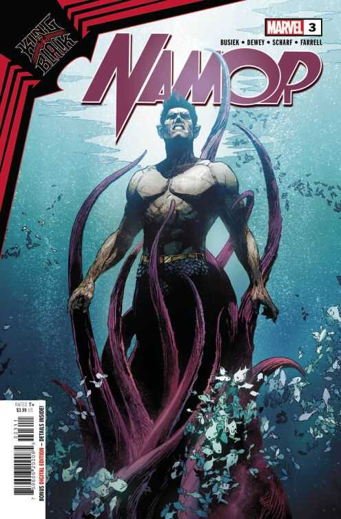 Marvel - King In Black Namor # 3