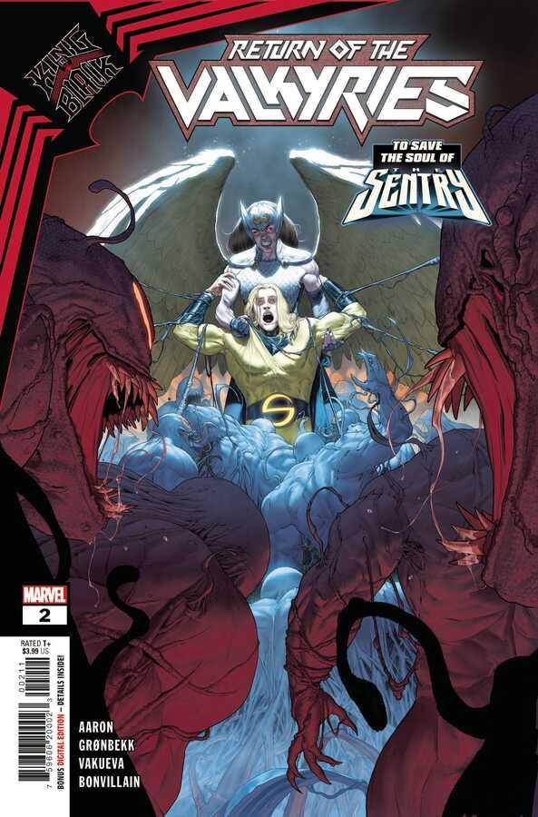 Marvel - KING IN BLACK RETURN OF VALKYRIES # 2 (OF 4)