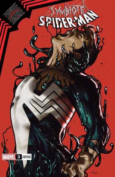 Marvel - King In Black Symbiote Spider-Man # 3 Variant