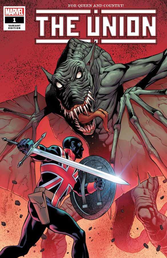 Marvel - THE UNION # 1 (OF 5) PACHECO VAR KIB