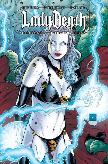 Diğer - Lady Death Origins Vol 2 TPB