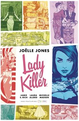 Dark Horse - Lady Killer Library Edition Vol 1 HC