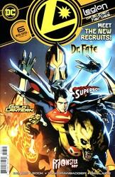 DC - Legion Of Super Heroes # 6 2nd Ptg