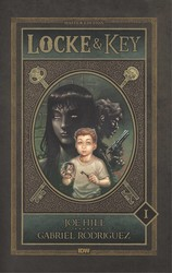 IDW - Locke & Key Master Edition Vol 1 HC