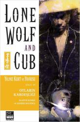Marmara Çizgi - Lone Wolf And Cub - Yalnız Kurt Ve Yavrusu Cilt 15 Otların Kardeşliği