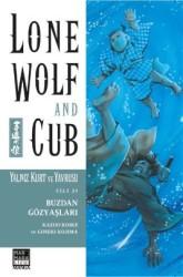 Marmara Çizgi - Lone Wolf And Cub - Yalnız Kurt Ve Yavrusu Cilt 23 Buzdan Gözyaşları
