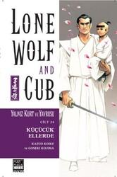 Marmara Çizgi - Lone Wolf And Cub - Yalnız Kurt Ve Yavrusu Cilt 24 Küçücük Ellerde